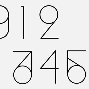 numbertypography