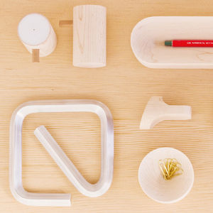 okum made everyday objects collection