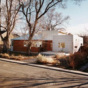 pyatt kahn house exterior street view  1