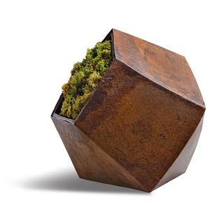 groovy garden boulder planter