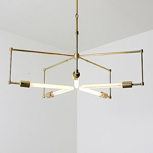 Asterix lighting by Raymond Barberousse