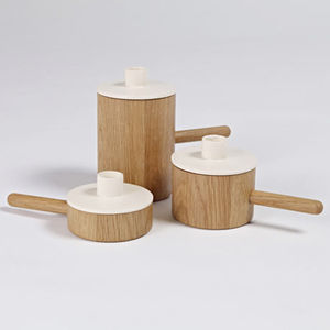 marie dessuant another country candlesticks