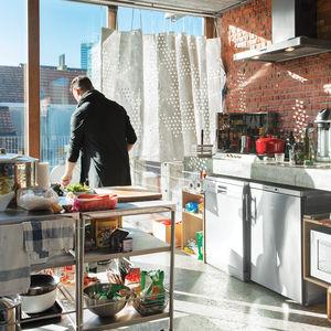 lofty heights kitchen