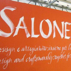 salone satellite 2013 sign