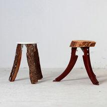 claret stool