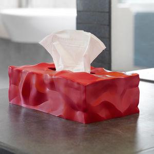 Crumpled tissue box by Essey/