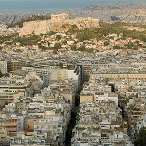 athens cityscape  0