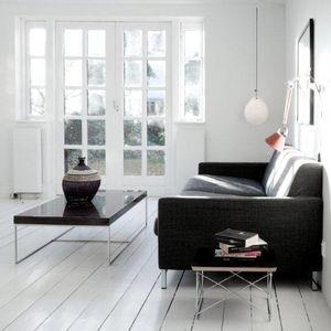 extended vedbaek house living room