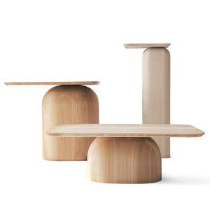 Modern interchangeable tables.