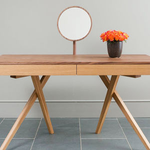 steuart table mirror