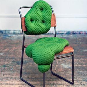 charlotte kingsnorth green chair