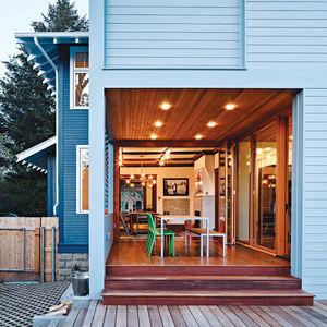 modern house in Boise, Idaho