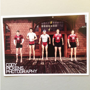 Harvard Crew Promotional Image