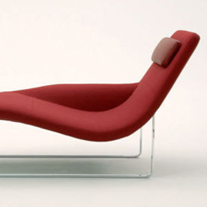landscape chair red