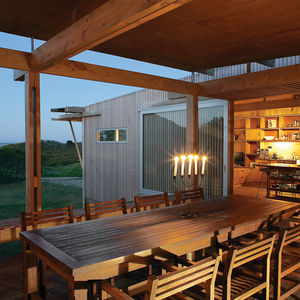 Sustainable second home in New Zealand