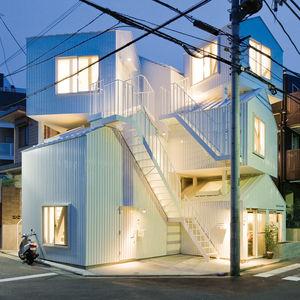 sou fuijimoto tokyo apartment building