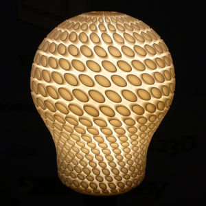 3d conference lamp