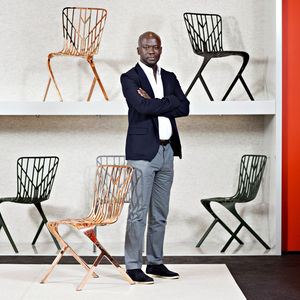 david adjaye portrait by dorothy hong