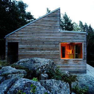 norwegian prefab cabin