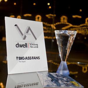 dwell vision award  0