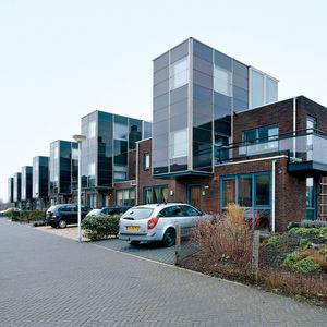 ijsselstein housing project exterior landscape