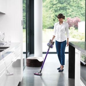 dyson cordless vacuum lifestyle shot
