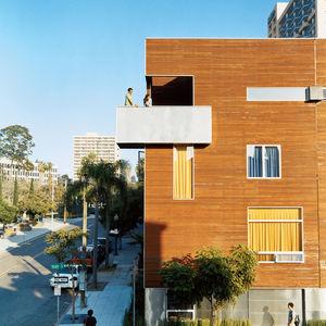 west date street exterior san diego