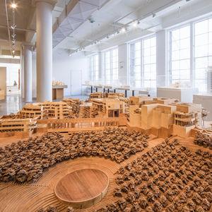 richard meier model museum 09