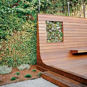 menlo residence ipe deck step