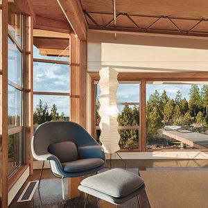 oregon prefab bedroom light filled overlooking deck square