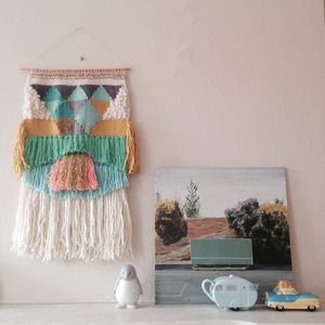 Maryanne Moodie wall hangings wool