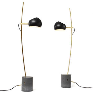 david weeks fenta table lamps