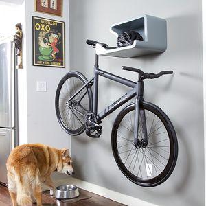 bike gear shelfie