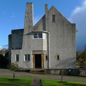 hill house by charles rennie mackintosh