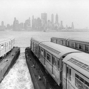 subway cars transport