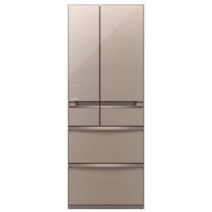 mitsubishi mr wx61y refrigerator beige