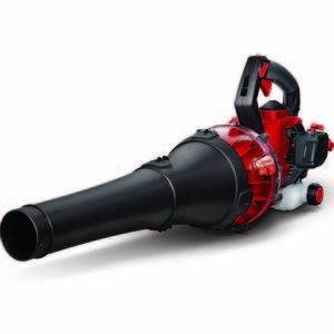 Troy Hilt high-powered leaf blower.
