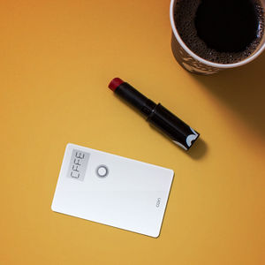coin bluetooth credit card
