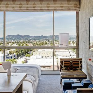 The Line Hotel in Los Angeles