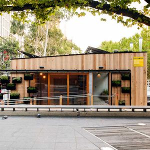 archiblox carbon positive house wood exterior melbourne
