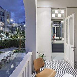 pilsou tel aviv apartment renovation
