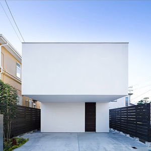 wave house exterior facade 0