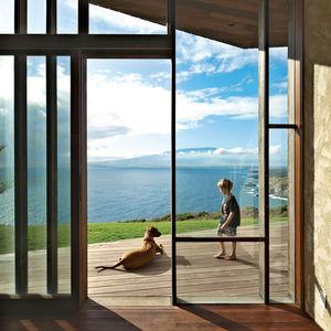 clifftop house deck