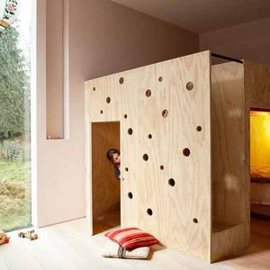 bergendy cooke new zealand bunk bed