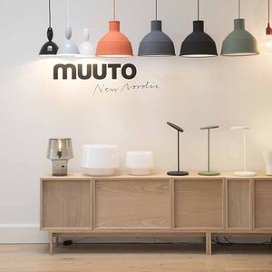 muuto hq showroom lights