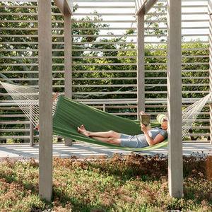 ferry feat new york garden patio
