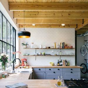 austin home kitchen shelving 7