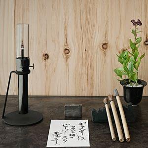 Castor Oil Lamp