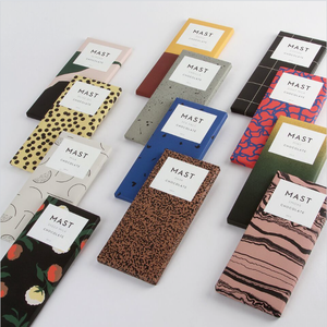 Mast Brothers chocolate gift set