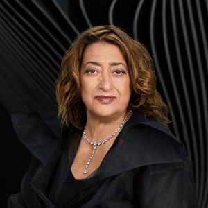 zaha hadid portrait mary mccartney 1